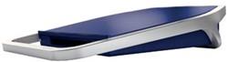 Leitz Style laadstation met 2 USB poorten, blauw