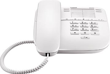 Gigaset DA310 vaste telefoon wit