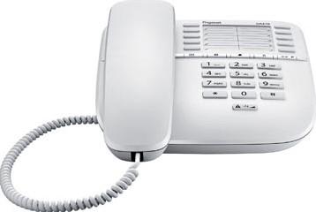 Gigaset DA510 vaste telefoon wit