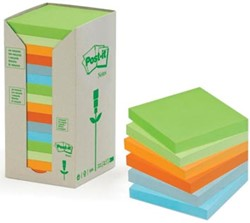Post-it Notes gerecycled 38 x 51 mm