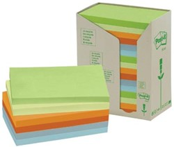 Post-it Notes gerecycled 76 x 127 mm