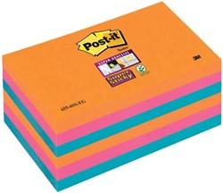 Post-it Notes Super Sticky Bangkok 76 x 127 mm