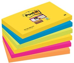 Post-it Super Sticky Notes  Rio 76 x 127 mm