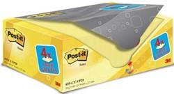 Post it voordeelpak 76 x 127 mm geel
