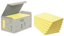 Post-it Notes gerecycled 76 x 127 mm regenboog