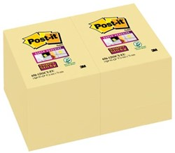 Post-it Super Sticky Notes 47,6 x 76 mm