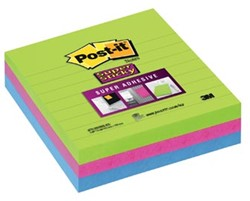Post-it Super Sticky Notes 100 x 100 mm
