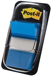 Post-It Index Standaard blauw