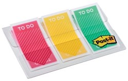 "Post-it Index "" To Do"", ft 23,8 x 43,1, pak van 3 x 20 tabs"