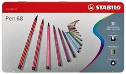 Stabilo Viltstift Pen 68 30 stiften