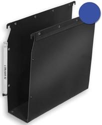 L'Oblique hangmappen voor kasten Ultimate® bodem 80 mm, blauw