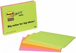 Post-it Meeting notes Super Sticky, 149 X 200 mm