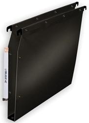 L'Oblique hangmappen voor kasten Ultimate® bodem 30 mm, zwart