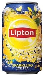 Lipton Ice Tea, blikje van 33 cl, pak van 24 stuks
