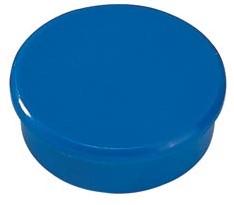 Dahle magneten diameter 32 mm, blauw