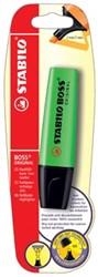 Highlighter Stabilo Boss Original groen (op blister)