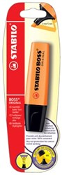 Highlighter Stabilo Boss Original oranje (op blister)