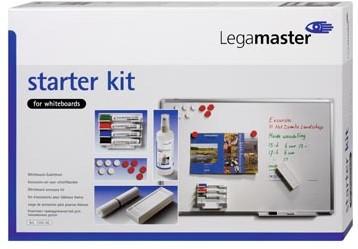 Starterkit voor whiteboards 27-delig Legamaster
