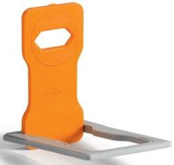 Durable Varicolor smartphone houder, 5 stuks, oranje
