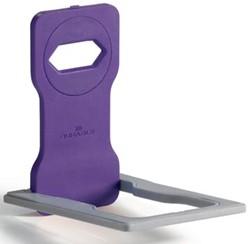 Durable Varicolor smartphonehouder, 5 stuks, paars