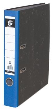 Budget ordner gewolkt 5cm rug blauw