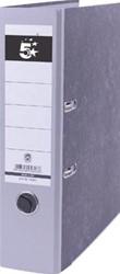 Budget ordner gewolkt 8cm rug grijs