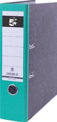 Budget ordner gewolkt 8cm rug groen
