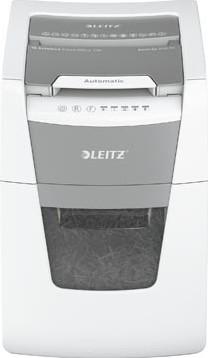 Leitz IQ Autofeed small office 100 papiervernietiger P4