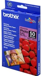 Brother photopaper 10x15cm 190g/m² glossy 50Blatt 190gr glaenzend