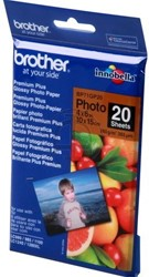 Brother photopaper 10x15cm glossy 20sheets 260gr premium glossy