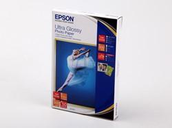 C13S041943 EPSON FOTO PAPIER 10x15cm 50Blatt 300gr ultra hochglanz