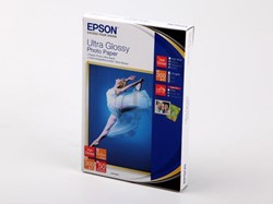 C13S041943 EPSON FOTO PAPIER 10x15cm 50sheets 300gr ultra high glossy