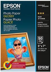 C13S042545 EPSON FOTOPAPIER 13X18cm 50sheets 200gr glossy