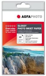 AP18020A6 AP TINTENSTRAHL-FOTOPAP 10X15 20shts 180gr photo paper glossy