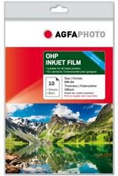 AP10A4OHPINK AP OHP INKJET FOLIE A4 10sheets 100µm inkjet film