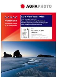 AP26020A4S AP PHOTO INKJET PAPER A4 20sheets 260g satin cardboard box