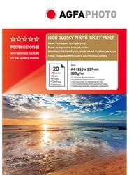 AP26020A4 AP PHOTO INKJET PAPER A4 20sheets 260g glossy cardboard box