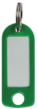 Sleutelhanger groen