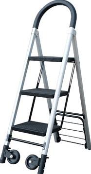 Pavo combinatie ladder en steekwagen