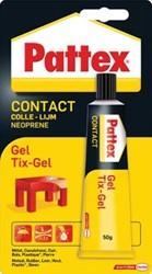 Pattex contactlijm Tix-Gel tube van 50 g