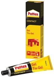 Pattex contactlijm Tix-Gel tube van 125 g