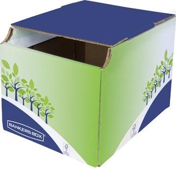 Bankers Box Prullenbak FSC gecertificeerd karton