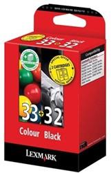 Lexmark 80D2951 toner zwart - kleur