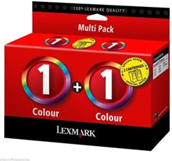 Lexmark 80D2955 toner 3color 260 afdrukken