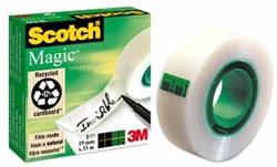 Scotch® plakband Magic  Tape ft 19 mm x 33 m