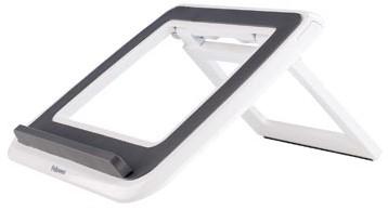 Laptopstandaard Fellowes wit voor laptops tot 17 inch