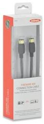 Ednet FireWire kabel 6 pin, 1,8 meter