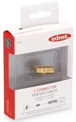 Ednet SAT F-Connector