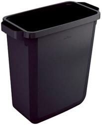 Durable Afvalbak DURABIN 60L zwart
