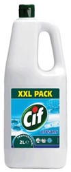 Cif schuurcrème, flacon van 2 liter